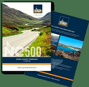 NC500 Itinerary