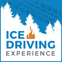 Ice Driving Logo