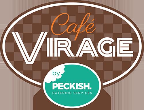 Cafe Virage Classic Peckish Logo