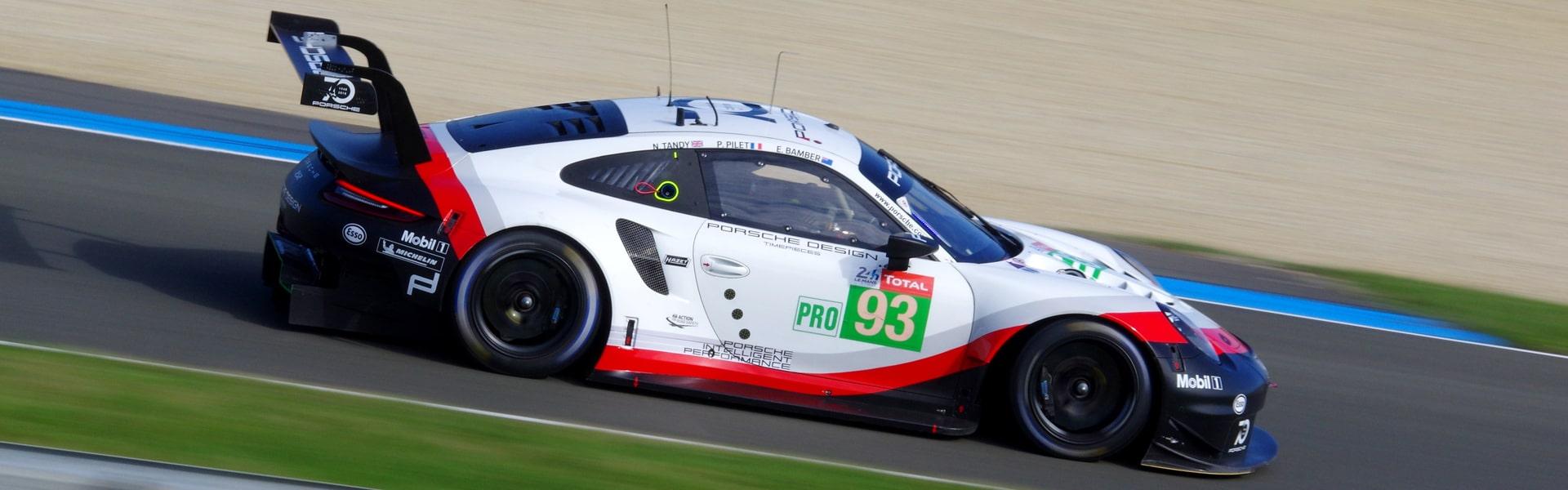 Porsche Club GB Members Header
