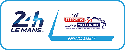 Just Tickets Logo